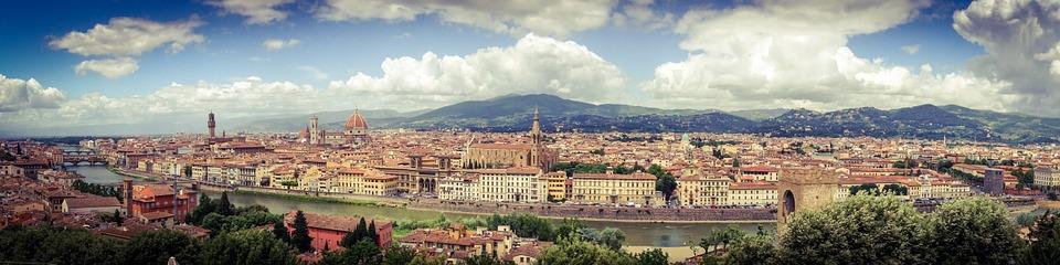 宝石の街フィレンツェ